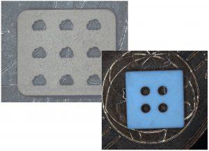 Düsen, Mikrofilter aus Keramik