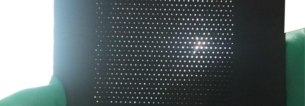 Laserbearbeitung von CFK: Mikrobohrungen