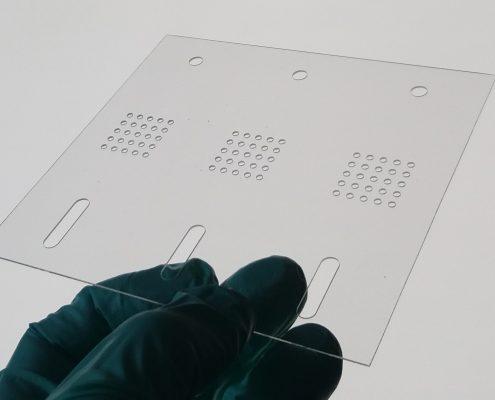 Laserbearbeitung von Glas: Laserschneiden und Laserbohren