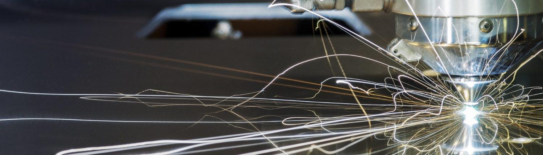 CNC Laserfeinschneiden von Edelstahlblechen