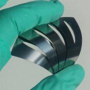 Laserschneiden von Elektroblechen mit 0,05 mm (50 µm) Dicke