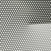 Laserschneiden Edelstahlblech mit Stärke 0,2 mm